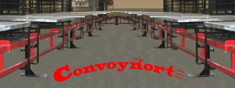 Convoynort - Floor conveyor